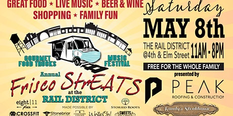 9th Annual Frisco StrEATS Food Truck Festival tickets