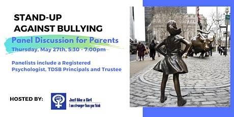 Anti-Bullying Panel Discussion for Parents tickets