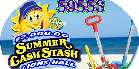 Summer Cash Stash tickets
