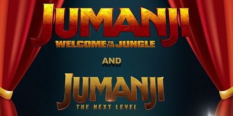 Movie Night - Jumanji: Welcome to the Jungle & The Next Level tickets