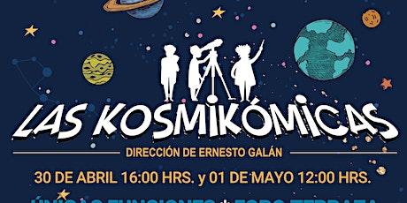 Obra de teatro: Las Kosmikómicas tickets
