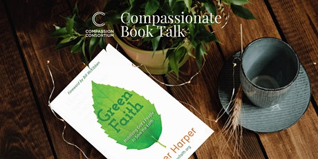 "Compassionate Book Talk: ""GreenFaith"" with Fletcher Harper (Free) tickets"