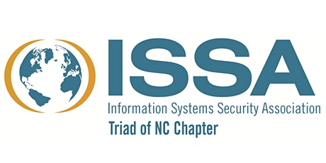Triad NC ISSA Monthly Meeting - 2021-04 @ Online tickets