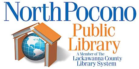North Pocono Public Library Golf Tournament tickets