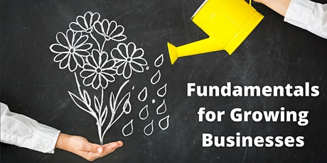 Fundamentals for Growing Businesses tickets