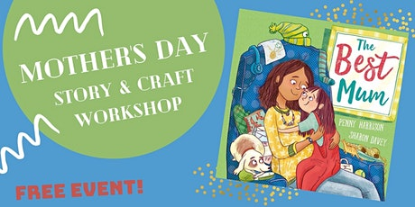 Mother's Day Story & Craft with Penny Harrison tickets