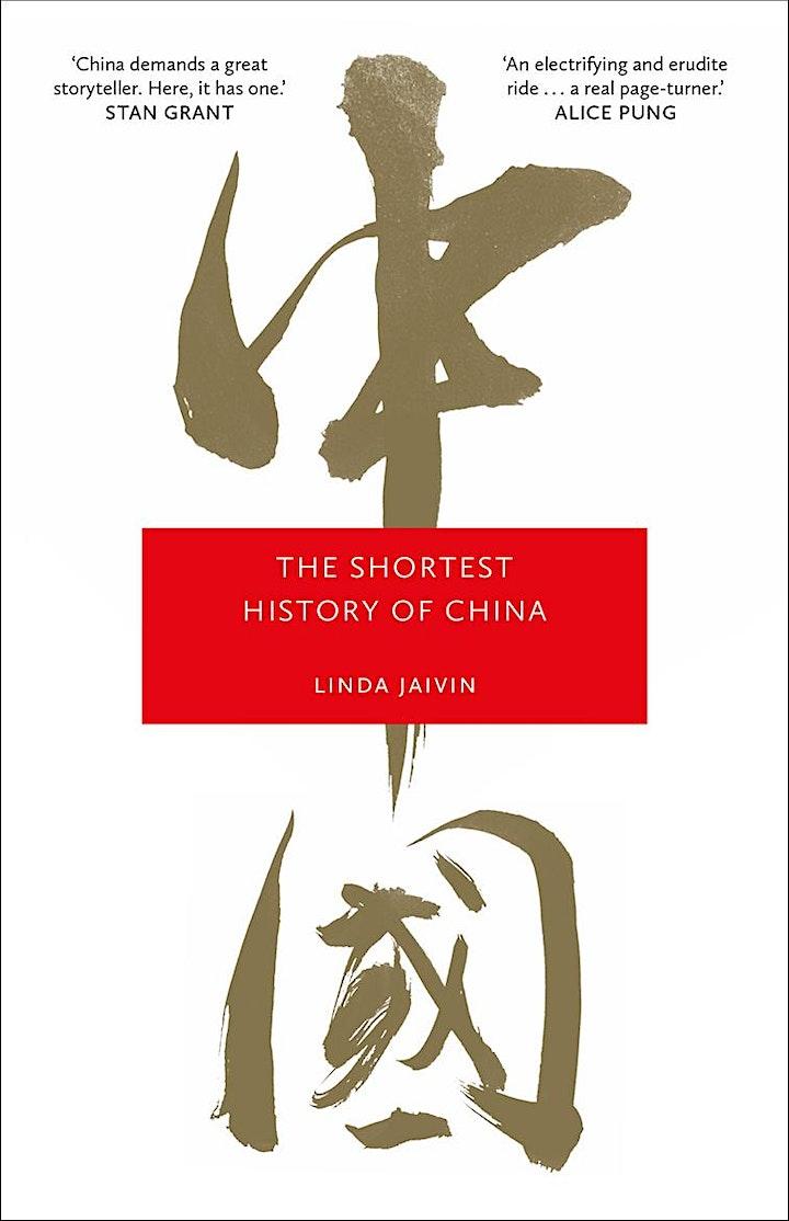 The Shortest History of China image