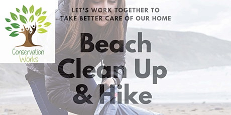 Earth Day Beach Clean Up and Hike tickets