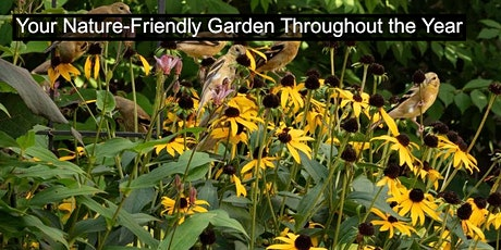 Lunch & Learn for Gardeners: THE NATURE-FRIENDLY GARDEN THROUGHOUT THE YEAR tickets