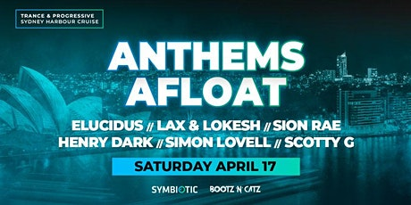 Anthems Afloat (Sydney Harbour Cruise) tickets