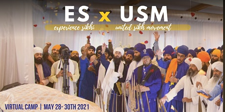 Experience Sikhi X United Sikh Movement Virtual Camp tickets