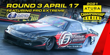 The ATURA Blacktown NSW Drag Racing Championship RD 3 Featuring Pro Extreme tickets