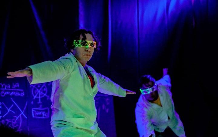 Imagen de Obra de teatro: Las Kosmikómicas