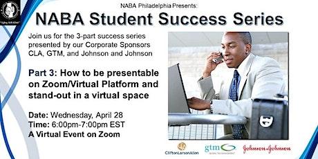 NABA Student Success Series Part III tickets