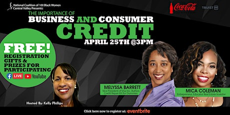 The Importance of Business & Consumer Credit tickets
