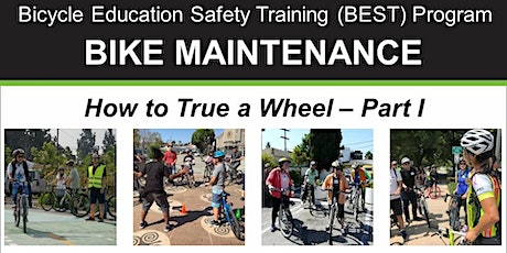 BIKE MONTH: Bike Maintenance- How To True A Wheel (Part II) - Online Class entradas