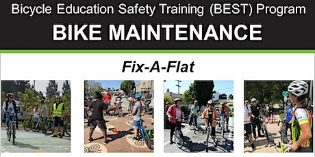 BIKE MONTH: Bike Maintenance - Fix-A-Flat - Online Class entradas