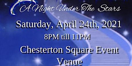 Under the Stars Junior/Senior 2021 Prom tickets