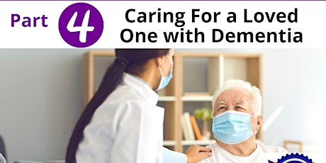 Dementia Matters I Caring for a Loved One with Dementia at Home - LIVE Zoom tickets