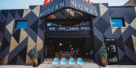 Modern Nomad Pop-up! tickets