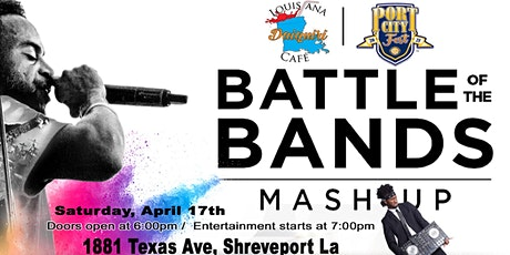 Battle of the Bands - Verzuz Style Mashup tickets