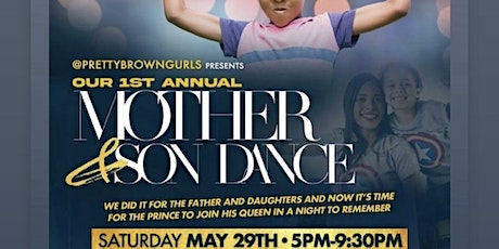 Mother&Son Dance tickets