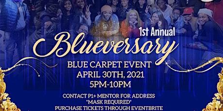 BLUEversary tickets