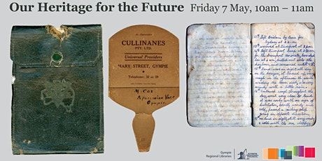 Local History Exhibition - Our Heritage for the Future tickets