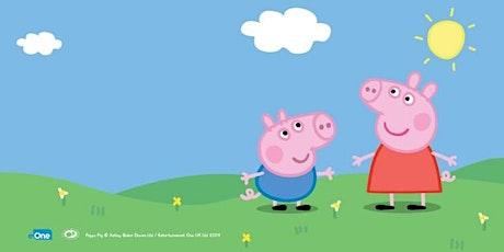 Meet Peppa Pig tickets