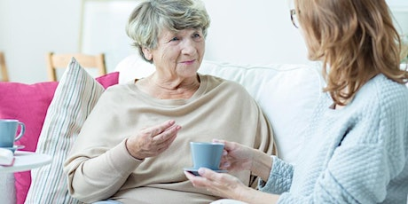 Ask the Expert:  Communication for Dementia Caregivers tickets