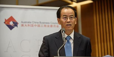 National Briefing with China'sAmbassador to Australia, HE Cheng Jingye tickets