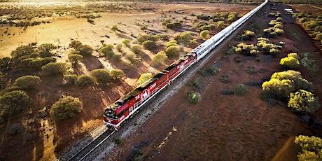 2022 Australian Rail Journey's tickets