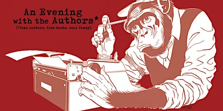 An Evening with the Authors* tickets