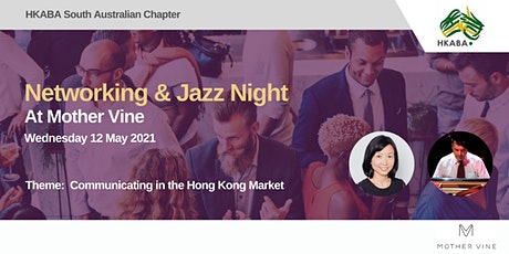 Networking and Jazz Night at Mother Vine tickets