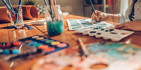 After School Art Classes TERM 2 for TEENS tickets