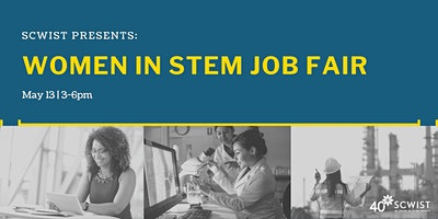 Feria de empleo SCWIST Women in STEM