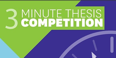 Business School's Three Minute Thesis Heat Registration tickets