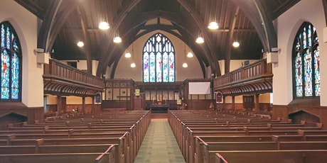 Worship Services, April 25 - Meetinghouse Reservations tickets