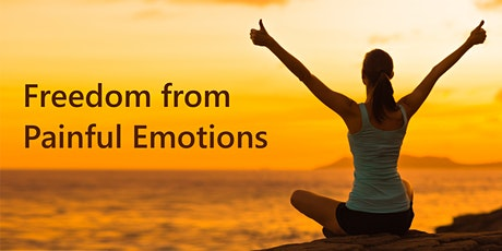 Freedom from Painful Emotions tickets