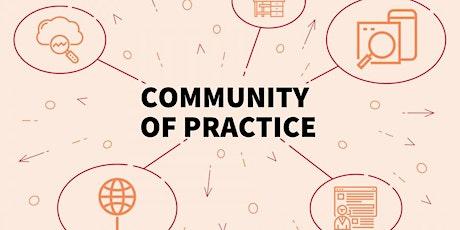 Community of Practice tickets