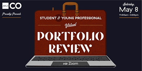 Student and Young Professional Portfolio Review tickets