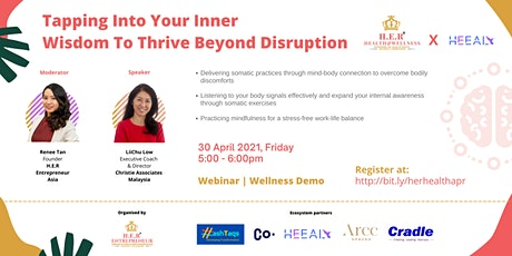 Tapping Into Your Inner Wisdom To Thrive Beyond Disruption tickets