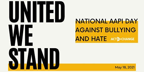 UNITED WE STAND tickets