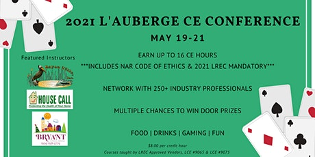 2021 Bayou Title, Inc. CE Conference tickets