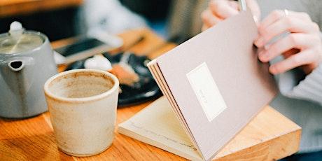 Create a wellbeing journal tickets