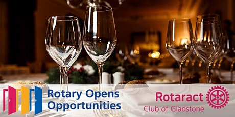 April 2021 Gladstone Rotaract Formal Dinner tickets