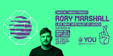 Rory Marshall - Late Night Specialist EP Launch tickets