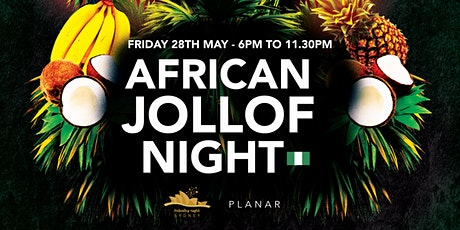 African Jollof Night tickets