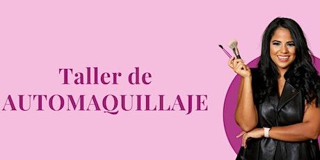 Personal Administrativo (Taller Auto-Maquillaje Profesional) entradas
