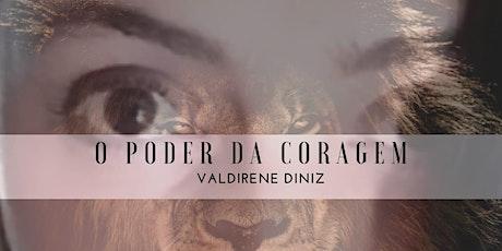 Palestra O Poder da Coragem + E-book e áudio. bilhetes